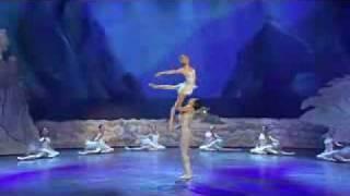 超厲害的芭蕾舞者danza china