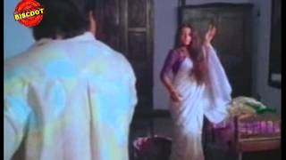 Manichitrathazhu Malayalam Movie Scene Shobana