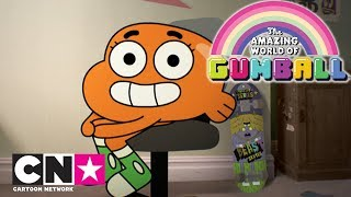 Top 5 Darwin | Lo straordinario mondo di Gumball | Cartoon Network Italia