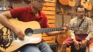 Bài ca trên đồi - Quốc Dương - Mây Guitar Shop