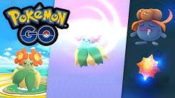 Blubella = Sonnenstein + Duflor | Pokémon GO Deutsch #232