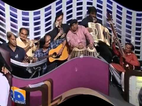 Woh Jab Yaad Aaye Bahut Yaad Aaye By Khalid Baig & Mugheera