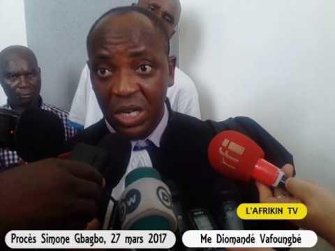 Procès Simone Gbagbo, 27 mars 2017