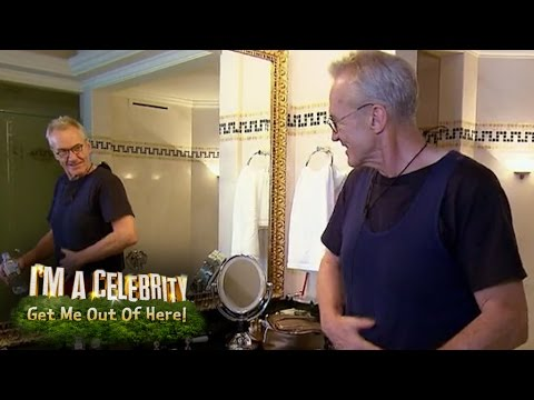 What Is Larry Lamb Up to Now?   I'm A Celebrity...Extra Camp