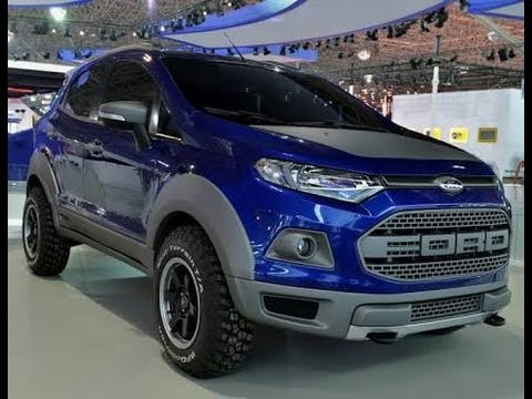 top best modified ford ecosport 2017 car guru youtube. Black Bedroom Furniture Sets. Home Design Ideas
