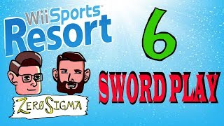 Wii Sports Resort: Sword Play | Same Size! - PART 6 - Zero Sigma