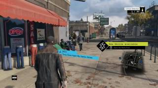 Watch Dogs(2014) GamePlay PC