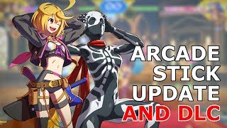 SNK Heroines: Arcade Stick Update and New DLC (Thief Arthur and Skullomania)