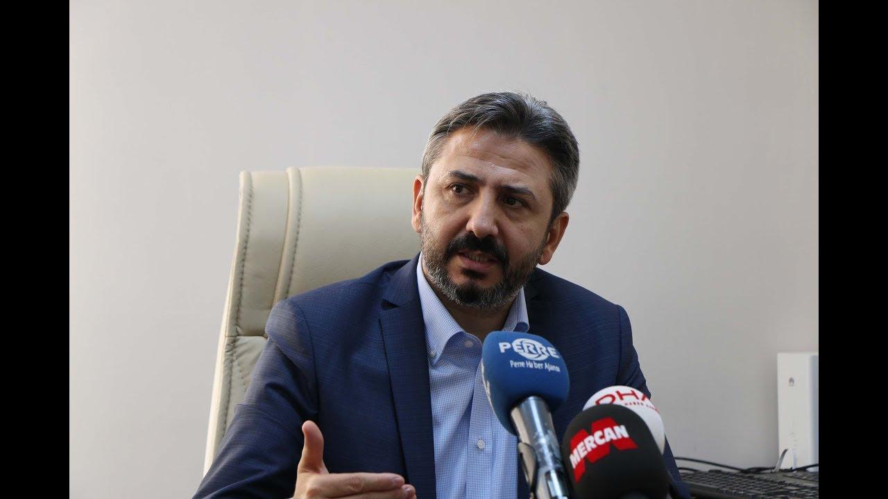 TBMM Başkanvekili Aydın'dan PHA'ya Ziyaret