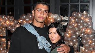 Kourtney Kardashian's BF Younes Bendjima SLUT SHAMES Her In Instagram Pic?