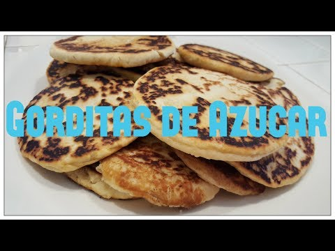 Tricia's Creations: Gorditas de Azucar  Sweet Tortillas