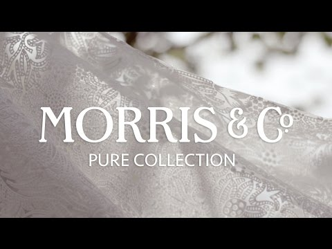 Morris & Co: Pure Morris Fabrics and Wallpapers