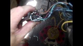 Electrical work on my VW Bus