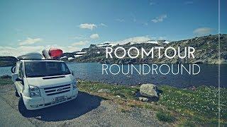 Camper Roomtour 🚐  unser neues Zuhause!