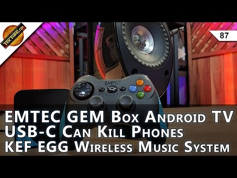 Kaby Lake Intel Processor, GEM Box Android TV, KEF EGG, AutoPatcher, Block USB Rubber Ducky?