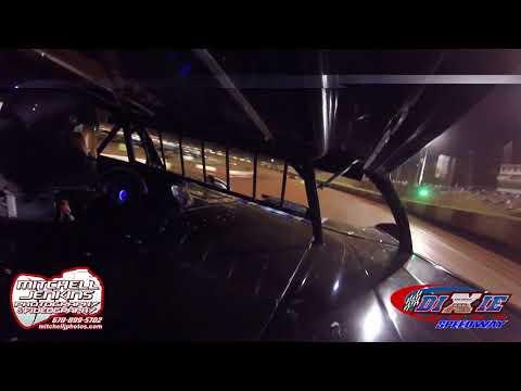 Hayden Swaney In Car Sportsman Dixie Speedway 2/24/18!