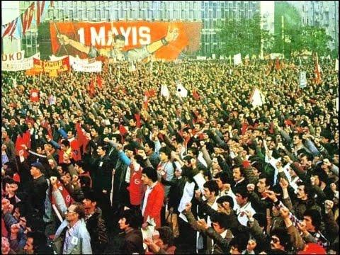 CEM KARACA   1 MAYIS MARŞI 1978