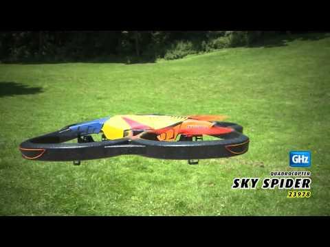 Revell Control - Sky Spider Quadrocopter (23978)