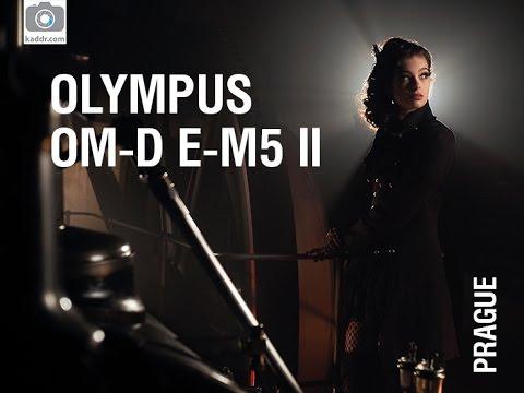 """Olympus OM-D E-M5 II - Превью-обзор и """"тест-драйв"""" камеры в Праге"""