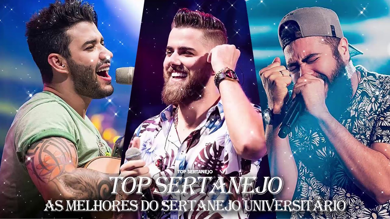 Mix Sertanejo 2020 As Melhores Do Sertanejo Universitário As Mais Tocadas Lançamentos 2020 Youtube