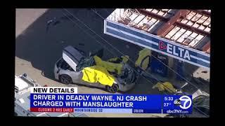 Drunk driver kills three people  #dwi #manslaughter #kill #die #accident #gasstation #gas #delta