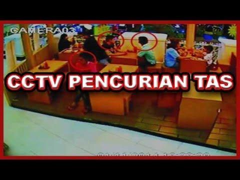 CCTV PENCURIAN TAS