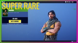 *RARE* TRACKER SKIN RETURNS! (Season 7) Fortnite Item Shop - Fortnite Battle Royale