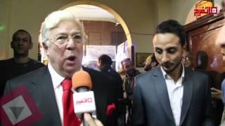 تكريم حسن كامي ومحمد إبراهيم في مهرجان يوسف شاهين (اتفرج)