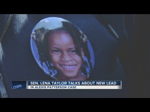 Sen. Lena Taylor talks about new lead in Alexis Patterson case
