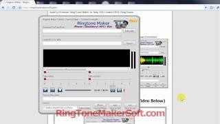 MP3 Ringtone Software