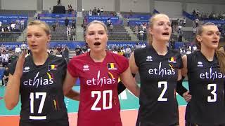 Women's VNL 2018: Belgium v Netherlands - Full Match (Week 2, Match 25)