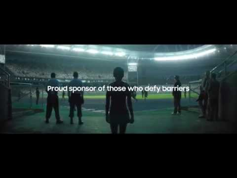 Samsung Official TVC   The Chant    Rio 2016 Olympic Games