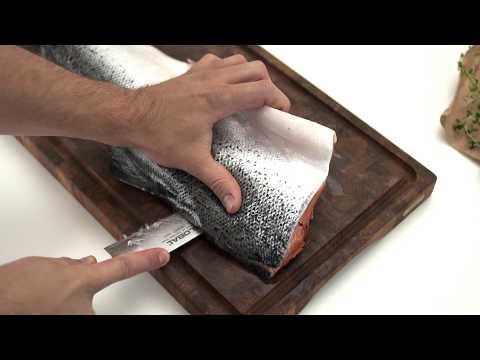 ICA Supermarked - Filetering Laks