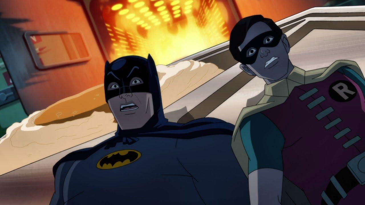 Batman Animated Wallpaper Batman Return Of The Caped Crusaders Trailer 1 Youtube