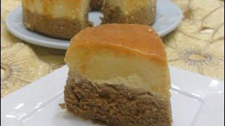 Cake crème caramel (cake magique)..(كيكة كريم كراميل (قدرة قادر