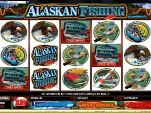 Alaskan Fishing - Der Slot Für Den Angelfreund