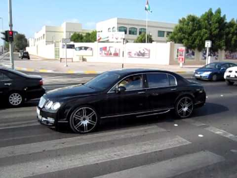 Bentley Continental Flying Spur Mansory Youtube
