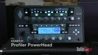 Kemper PowerHead Powered Profiler