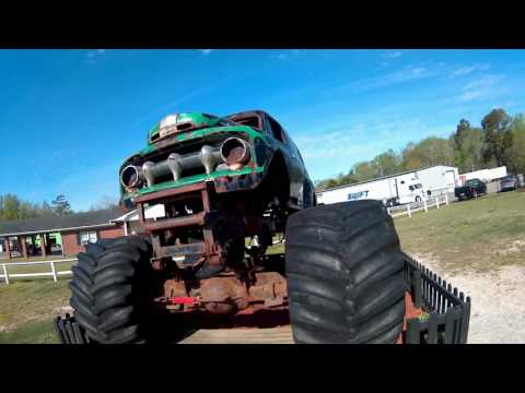 Dennis Anderson and Grave Digger NOBuDDYS travels  day7