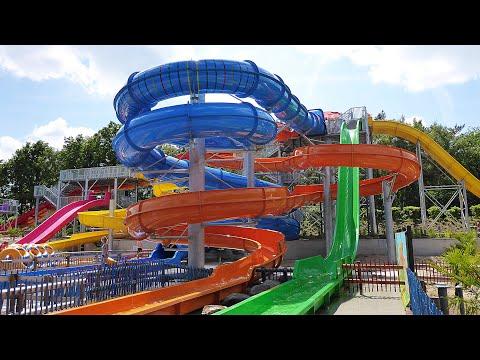 Aquaventura Slidepark (All Slides Onride) - Avonturenpark Hellendoorn
