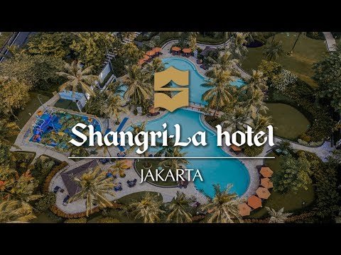Peaceful luxury in the heart of Jakarta! Shangri-La Hotel, J