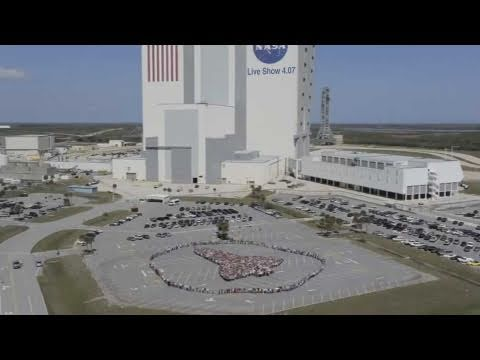 Spacevidcast Live - STS-134 Media, New Rockets, Nanosail-D