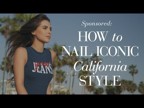 How To Nail Iconic California Style Like A Fashion Girl | The Zoe Report By Rachel Zoe