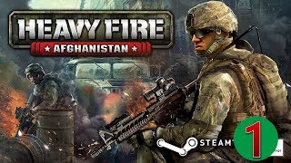 Heavy Fire: Afghanistan | Прохождение # 1