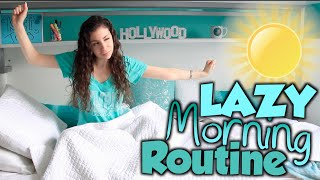 What girls do on the weekends?! | Lazy Morning Routine