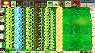 Plants vs Zombies Hack All Pea PvZ Mod PvZ 2 Pak vs Gargantuar