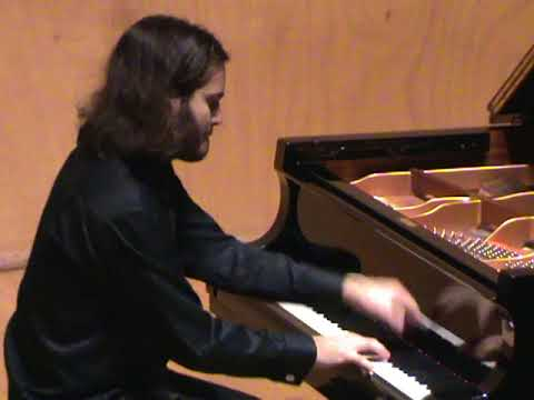 G.Bizet - V. Horowitz - Carmen variations. Performed by A. Baryshevskyi
