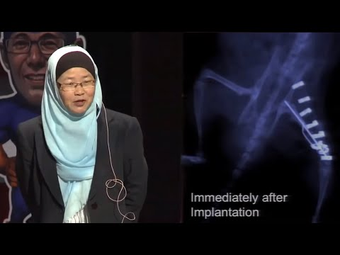 Jackie Ying: Nanocomposite Design of Advanced Biomaterials