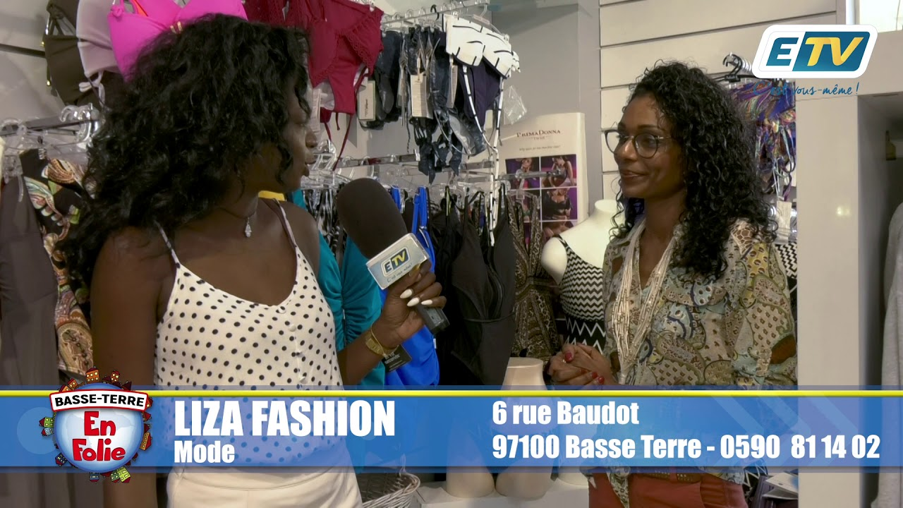 Basse Terre en Folie: LIZA FASHION