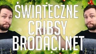 Świąteczne Cribsy  na Brodaci.Net /w Gryplim